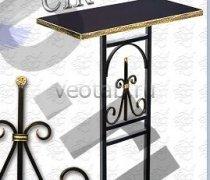 Стол кованный СтК-017