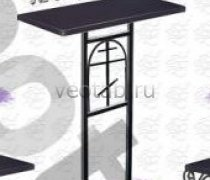 "Стол металлический серии #067 - №67 и №68 ""Крест"""