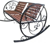 Садовая скамейка #00095