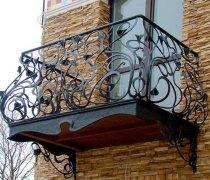 Кованые балконы #41