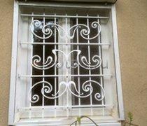 Кованные решетки на окна #904