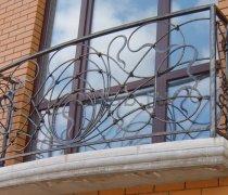 Кованые балконы #14