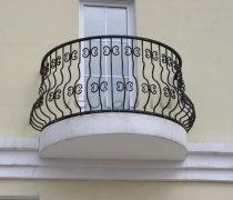 Кованые балконы #0019