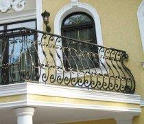 Кованые балконы #0015