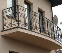 Кованые балконы #0016