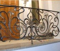 Кованые балконы #20