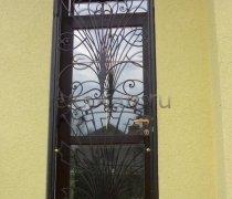 Кованые двери #27