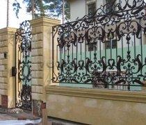 Забор кованый #0085