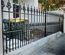 Забор кованый #0095