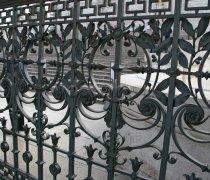 Забор кованый #0069