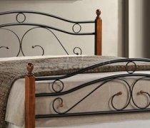 Кованые кровати #24