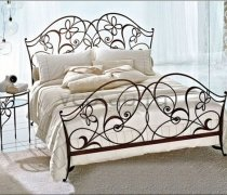 Кованые кровати #25