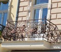 Кованые балконы #0021