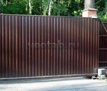 Ворота откатные  #13