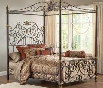 Кованые кровати #26