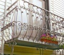 Кованые балконы #22