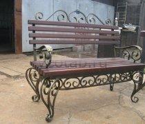 Садовая скамейка #00088