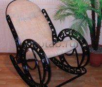 Кованые кресла-качалки #25