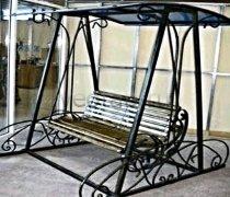 Кованая мебель для дачи #0021