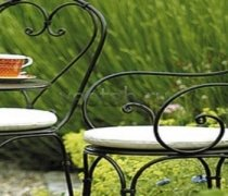 Кованая мебель для дачи #0023
