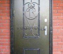 Кованые двери #32