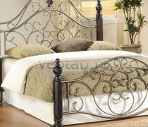 Кованые кровати #28