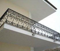 Кованые балконы #27