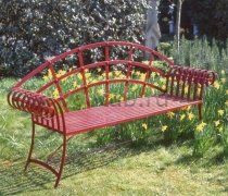 Садовая скамейка #0027