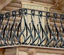 Кованые балконы #31
