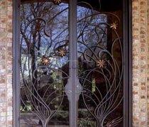 Кованые двери #36