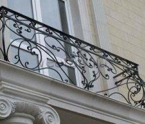 Кованые балконы #30