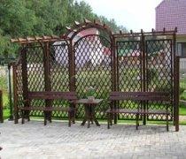 Кованые арки #29