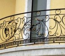 Кованые балконы #34