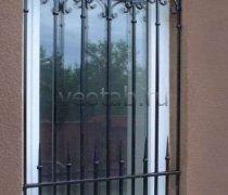 Кованные решетки на окна #88