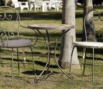 Кованая мебель для дачи #0032
