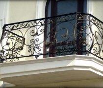 Кованые балконы #36