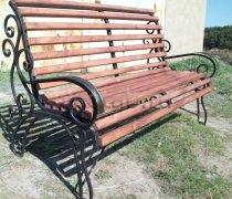 Садовая скамейка #00122