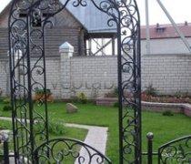 Кованые арки #32