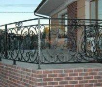 Кованые балконы #37