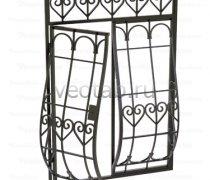 Кованные решетки на окна #48