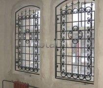 Кованные решетки на окна #901