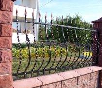 Забор кованый #0035
