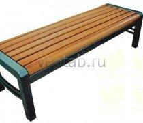 Садовая скамейка #00081