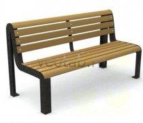 Садовая скамейка #00059