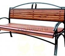 Садовая скамейка #00054