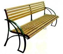 Садовая скамейка #00048