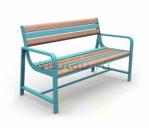 Садовая скамейка #00045