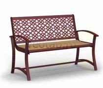 Садовая скамейка #00043