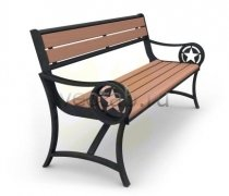 Садовая скамейка #00042