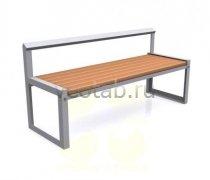 Садовая скамейка #00038